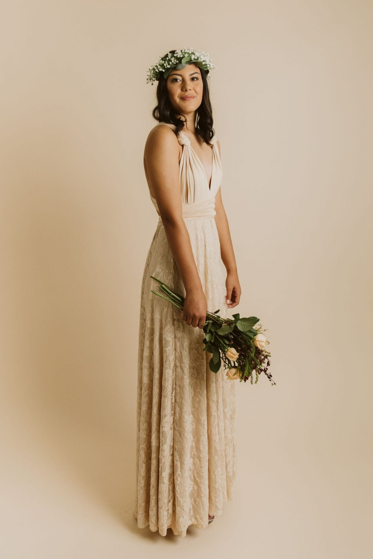 Lace Bridesmaids Dresses NZ