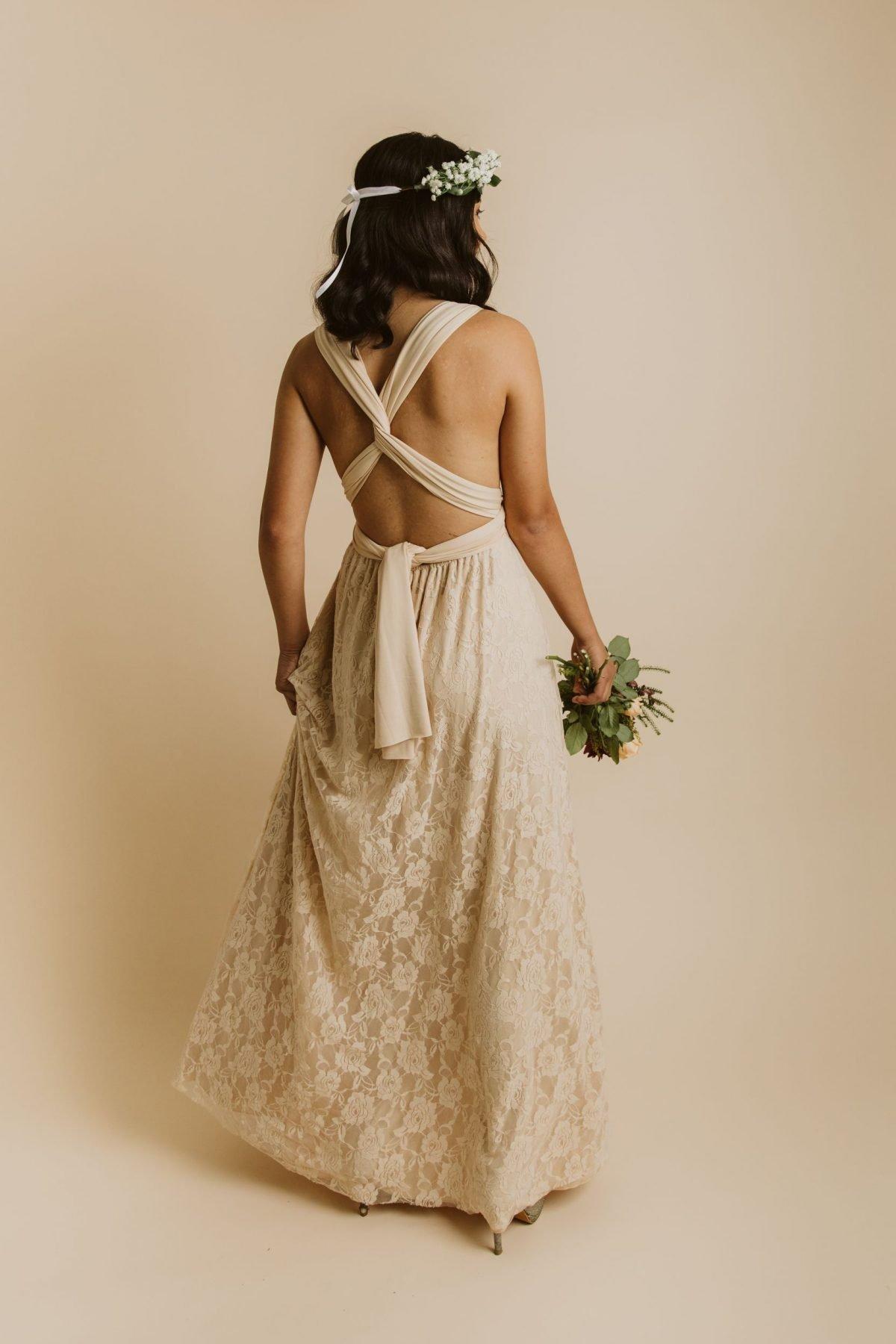 Lace Bridesmaid Dress NZ