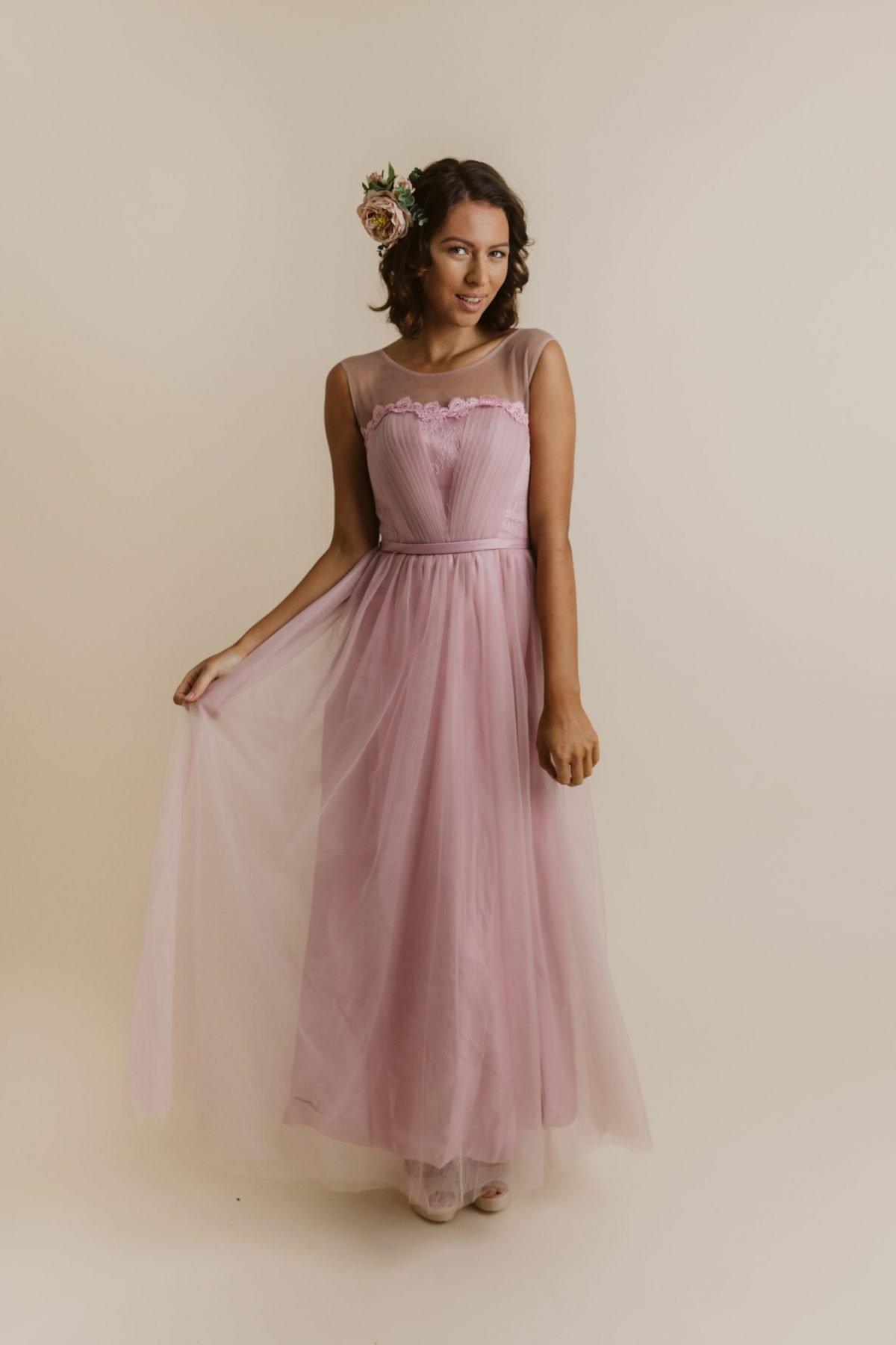Tulle Bridesmaid Dresses NZ