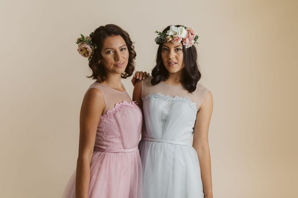 Tulle Bridesmaids Dresses NZ