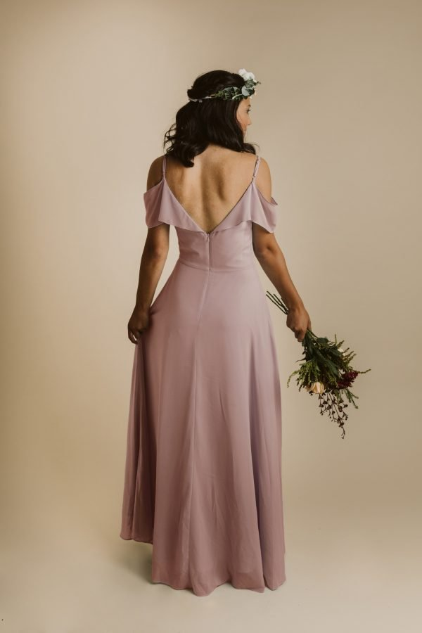 Chiffon Bridesmaid Dresses NZ