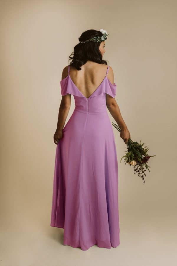 Chiffon Bridesmaid Dresses Auckland