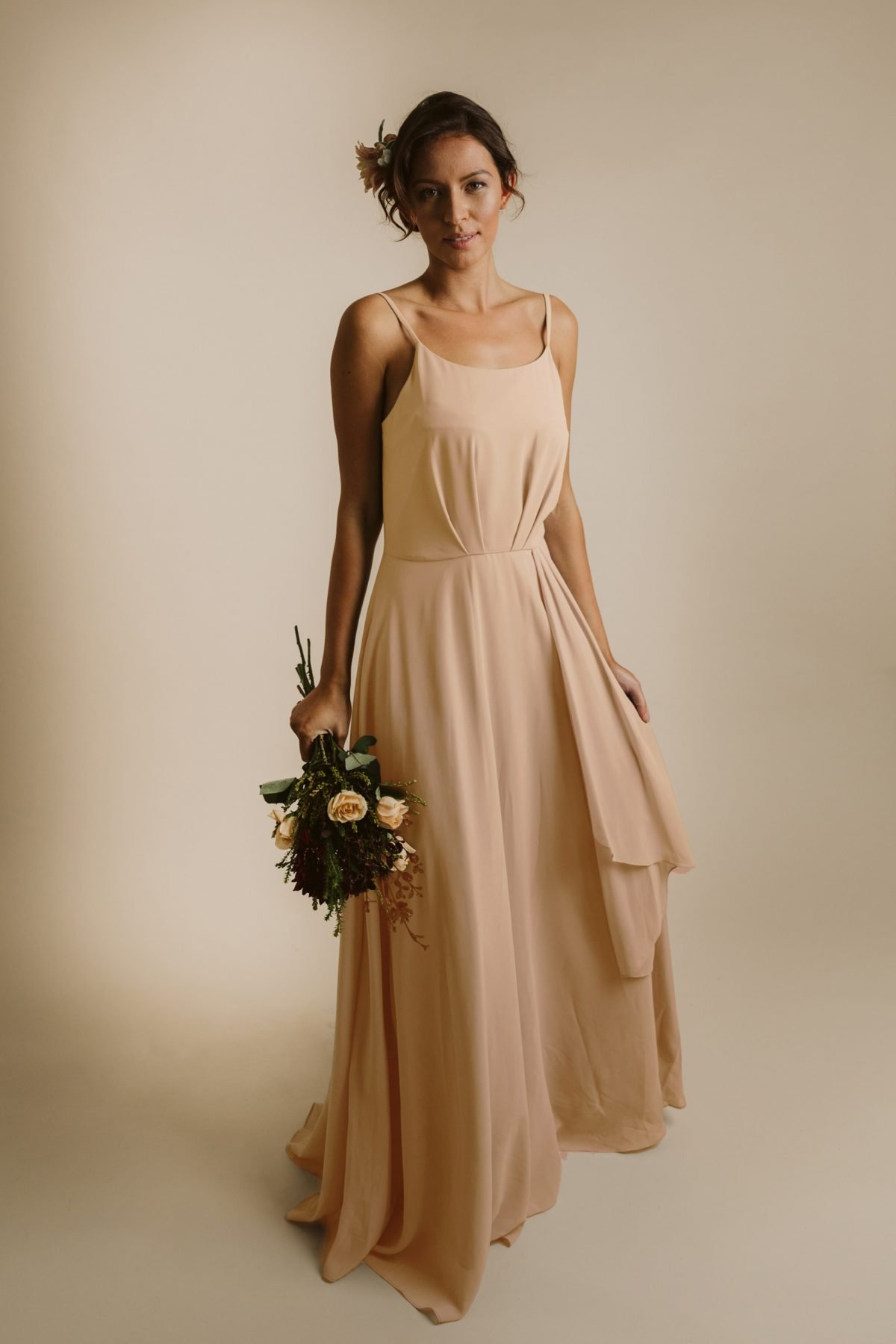 Chiffon Bridesmaid Dresses NZ