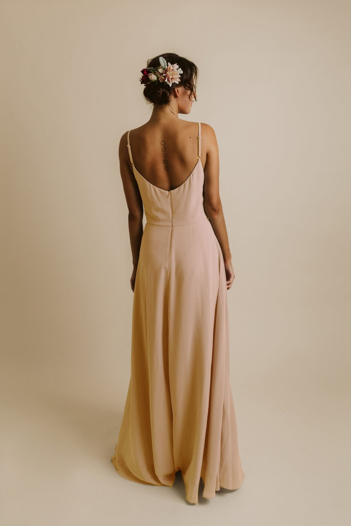 Chiffon Bridesmaid Dresses Auckland