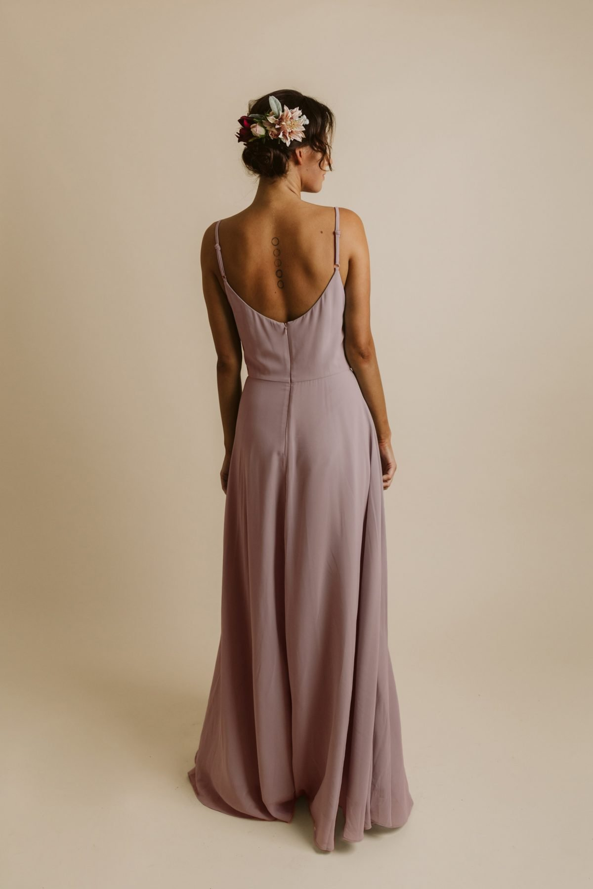 Chiffon Bridesmaid Dress NZ