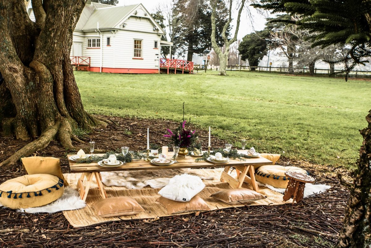 <strong>Table setup by: </strong>Picnic Soiree<br><strong>Photograph by: </strong>Zara Jawdi Photography