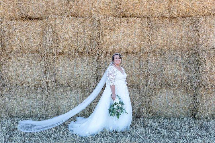Thank you <strong> Ashleigh Chappell </strong> for sharing your lovely wedding with us <br>
