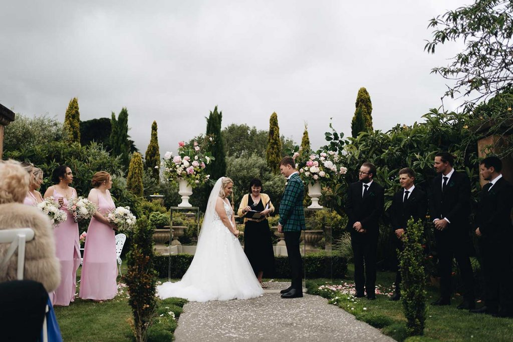 Thank you <strong> Caitlin Macgee </strong> for sharing your lovely wedding with us <br>
